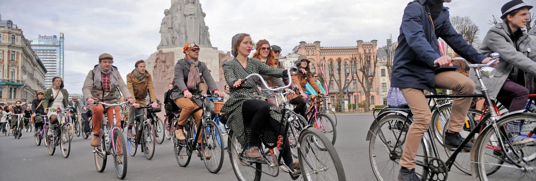 tweed ride Riga