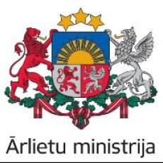 Ministry of Foreign Affairs Latvia logo